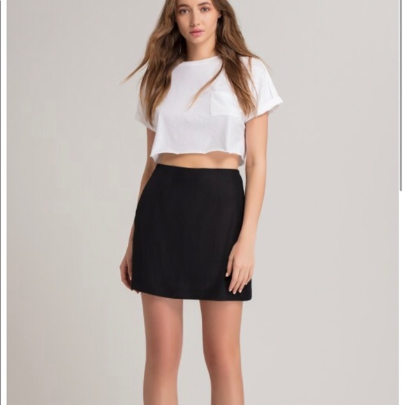 Cache Dresses & Skirts - Vintage Cache black mini skirt size 0